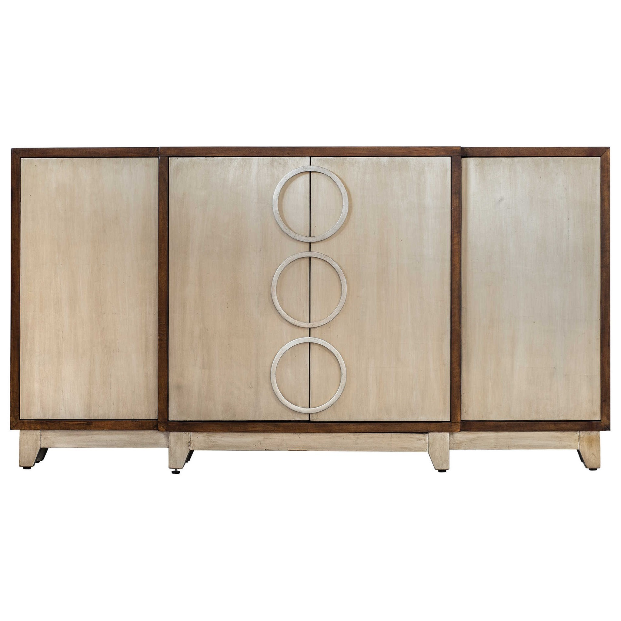 Accent Furniture - Chests Jacinta Modern Console Cabinet by Uttermost at Upper Room Home Furnishings