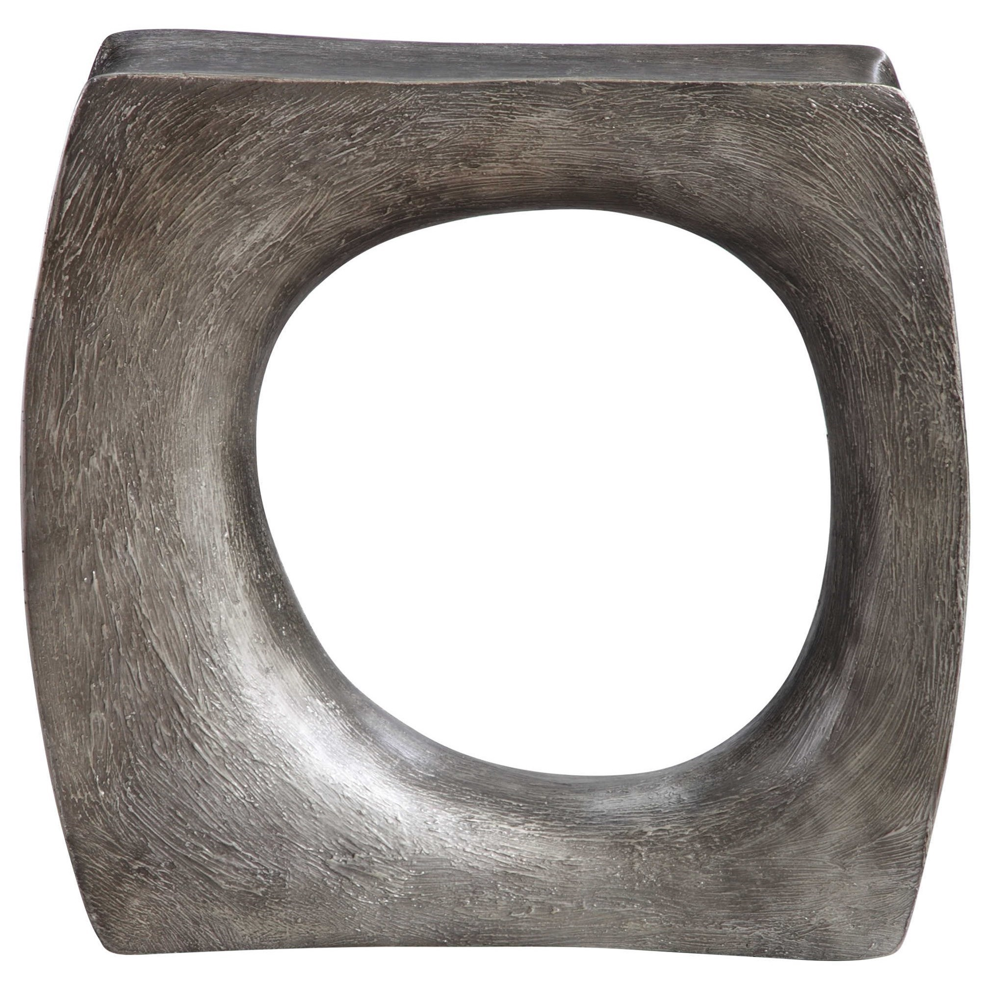 Accent Furniture - Occasional Tables Valira Modern Side Table by Uttermost at Del Sol Furniture