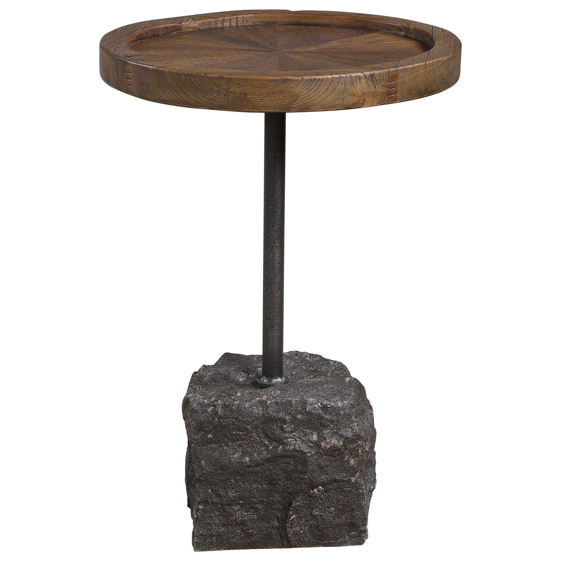 Accent Furniture - Occasional Tables Horton Accent Table by Uttermost at Reid's Furniture