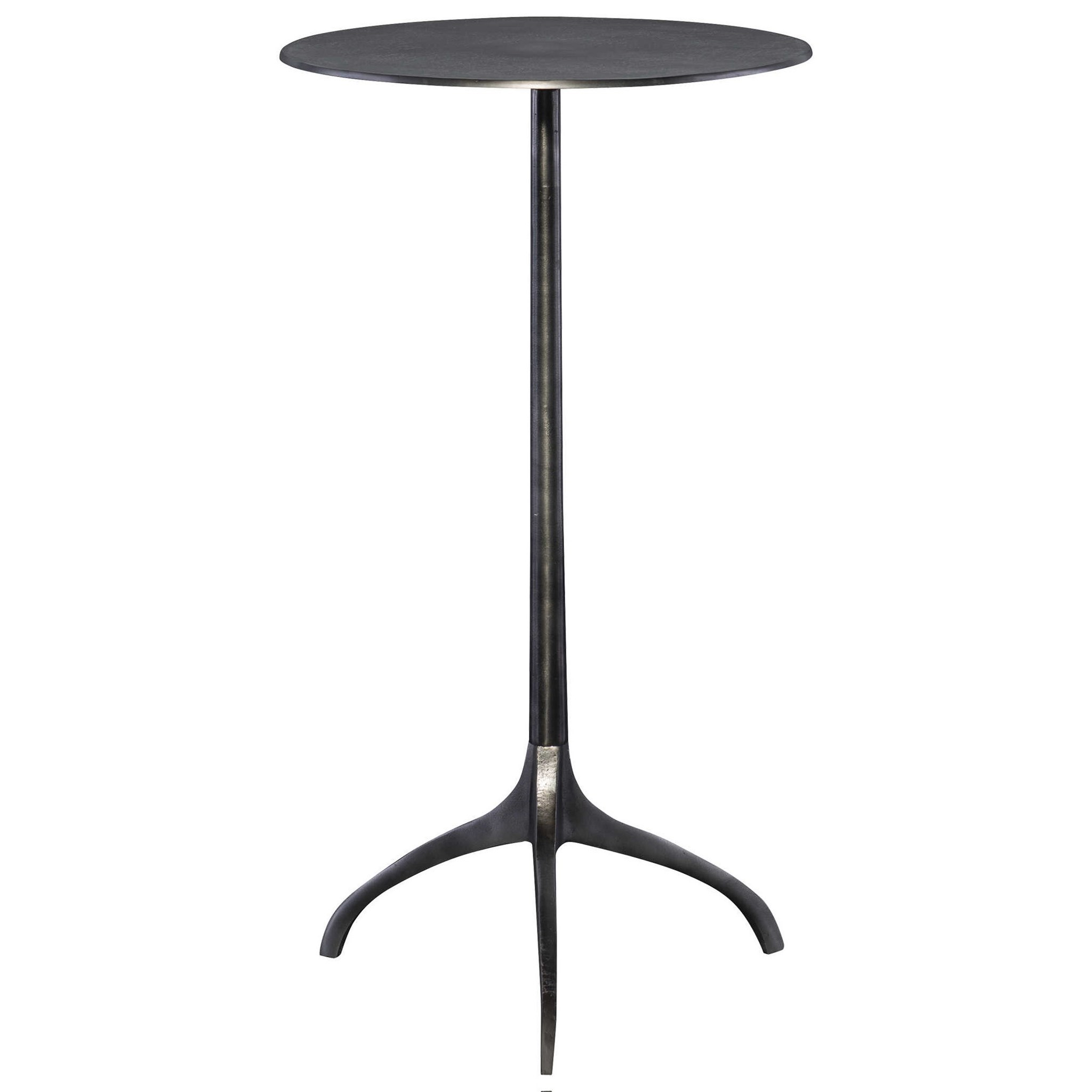 Accent Furniture - Occasional Tables Beacon Industrial Accent Table by Uttermost at Reid's Furniture