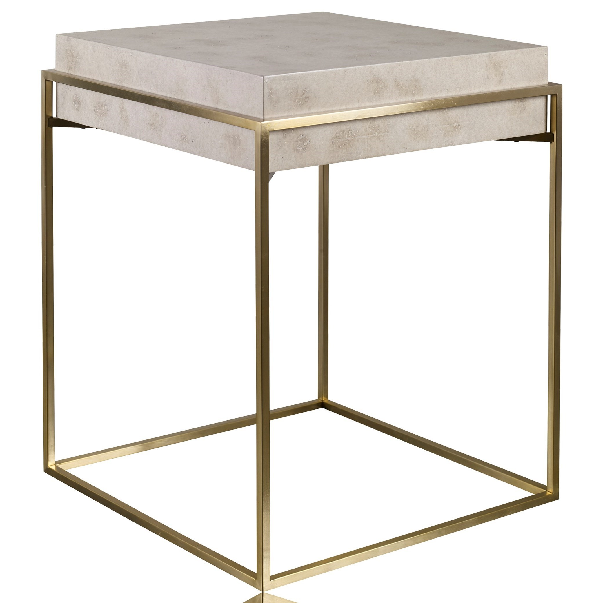 Accent Furniture - Occasional Tables Inda Modern Accent Table by Uttermost at Del Sol Furniture