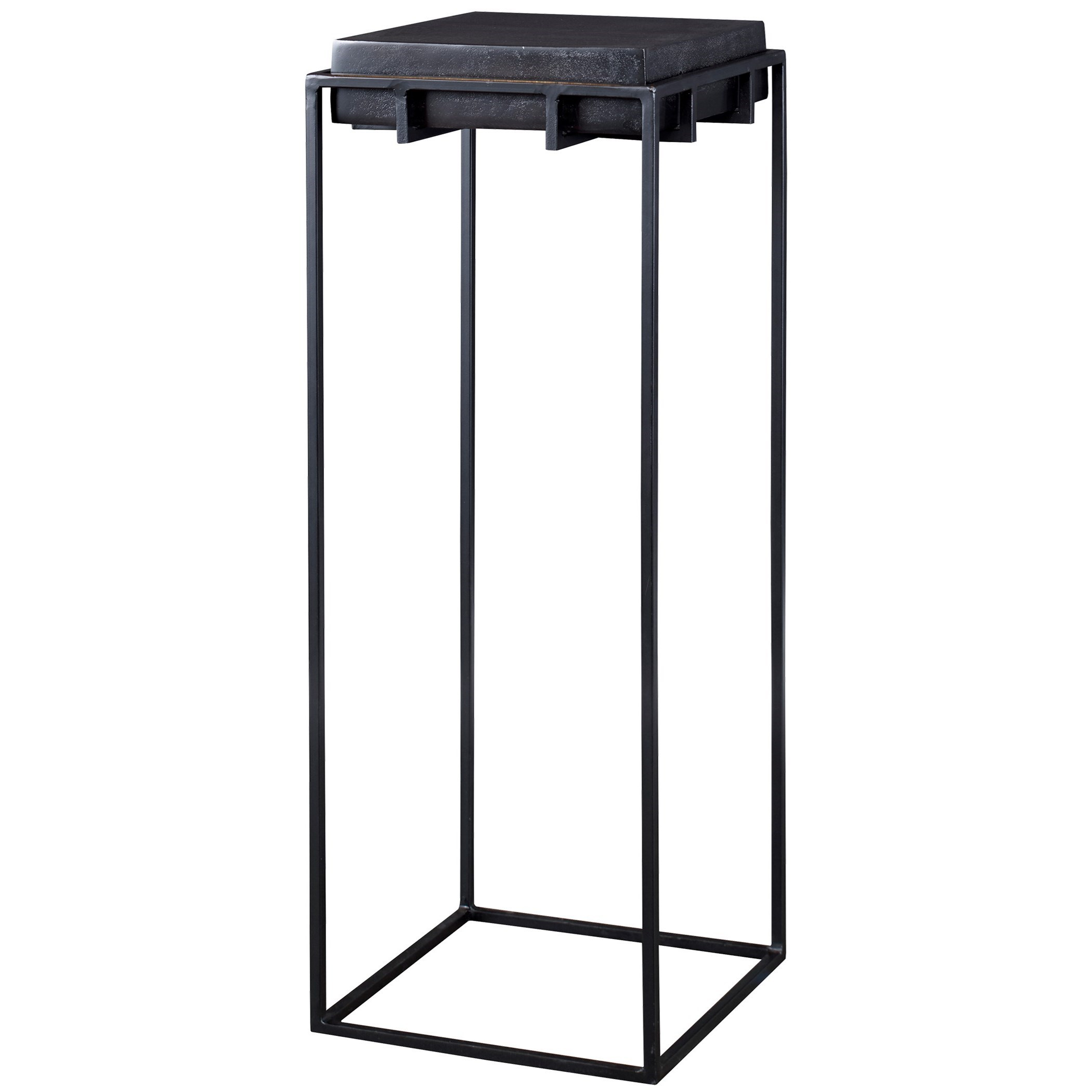 Telone Black Large Pedestal
