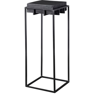 Telone Black Small Pedestal
