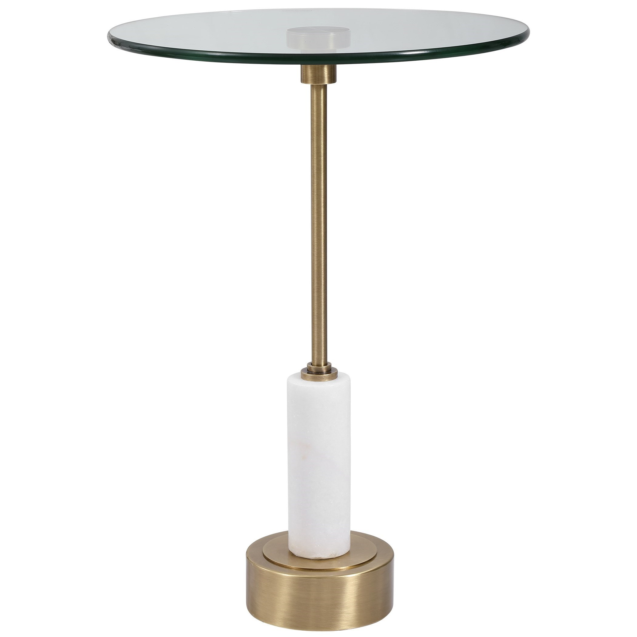 Portsmouth Round Accent Table