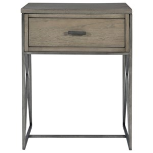 Cartwright Gray Side Table
