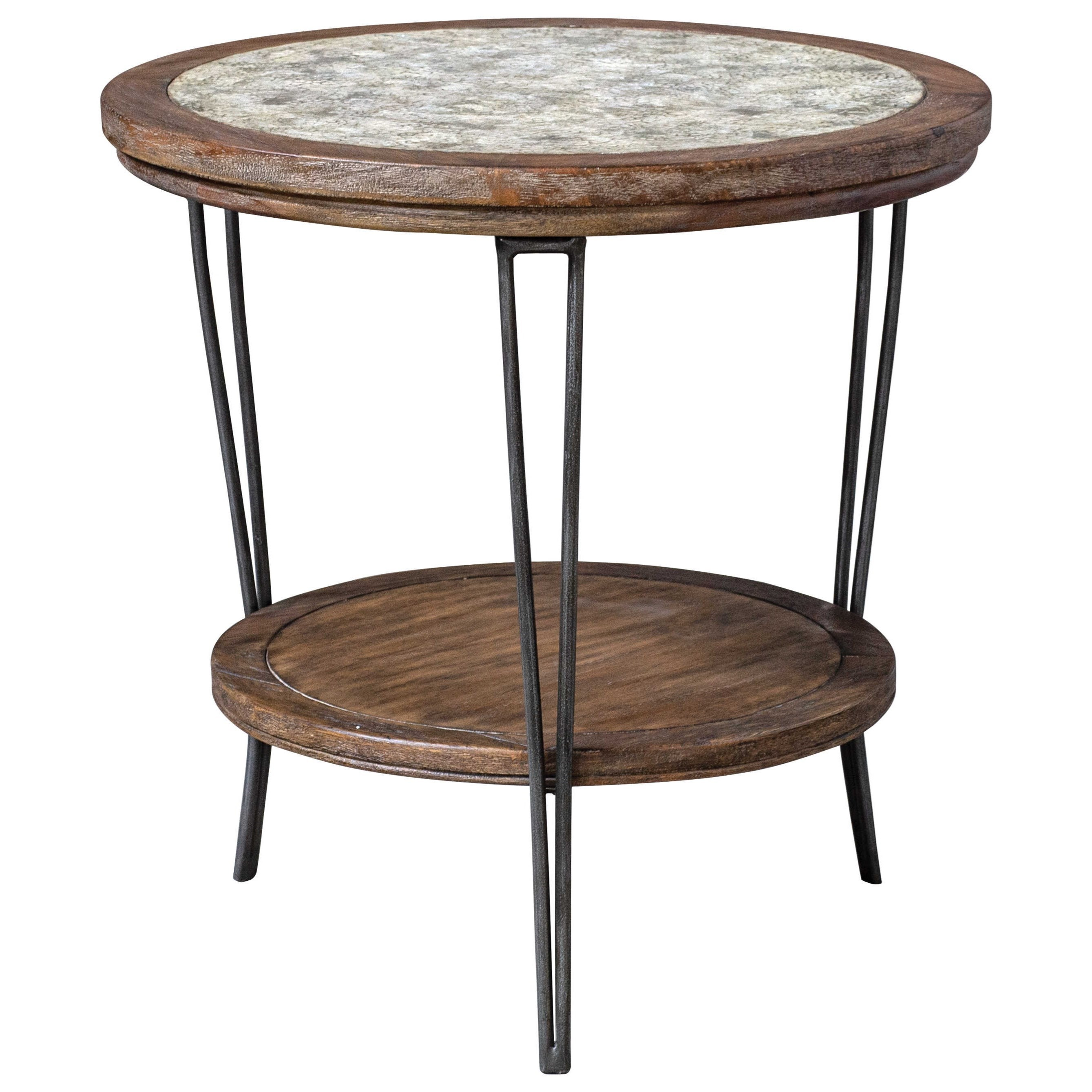 Saskia Round Side Table