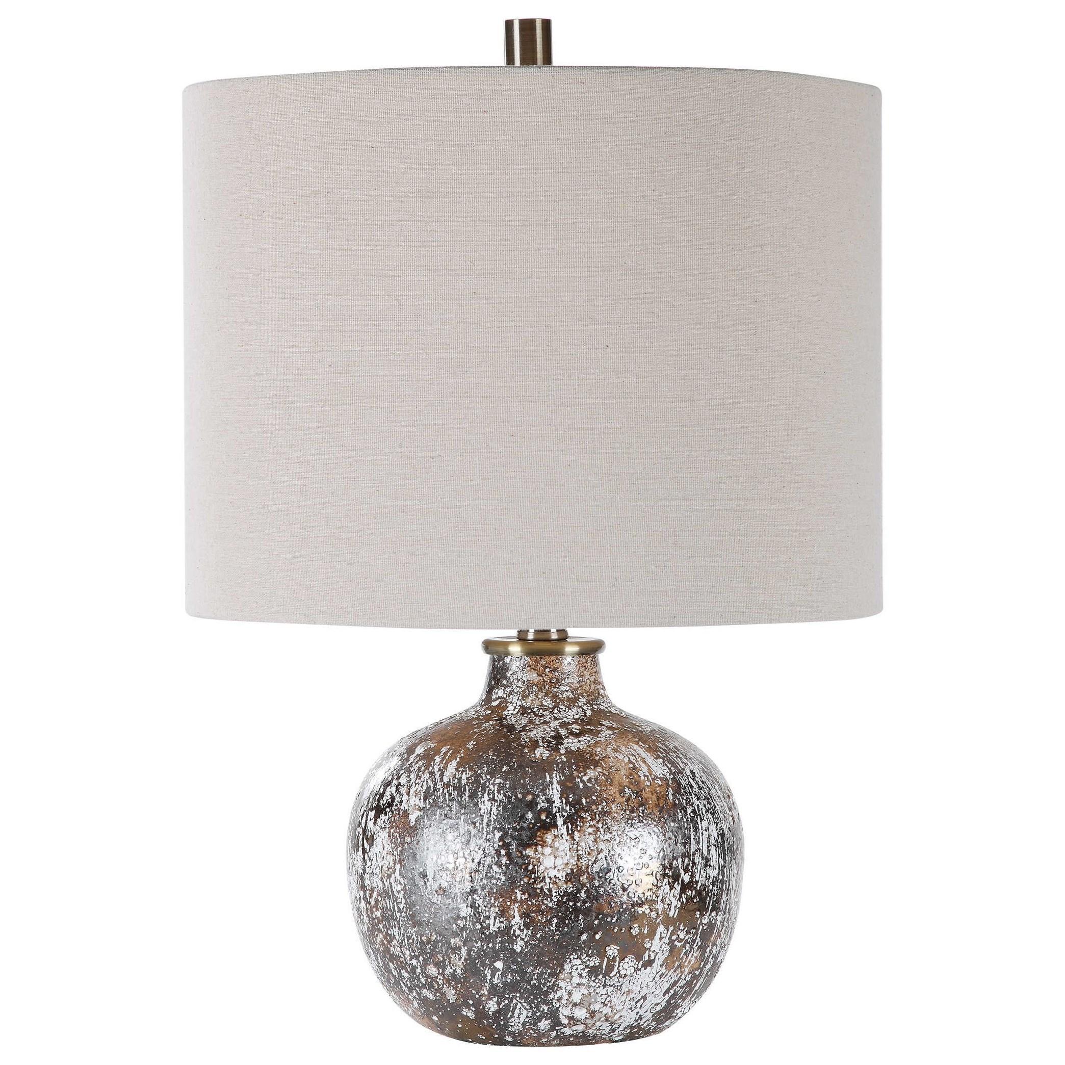 Accent Lamps Luanda Ceramic Accent Lamp by Uttermost at Sprintz Furniture