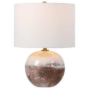 Durango Terracotta Accent Lamp