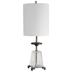 Hancock Glass Accent Lamp