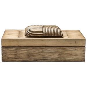 Jaxon Mahogany Box