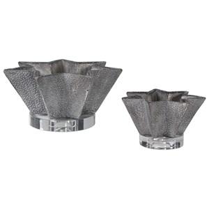 Kayden Star-Shaped Bowls (Set of 2)