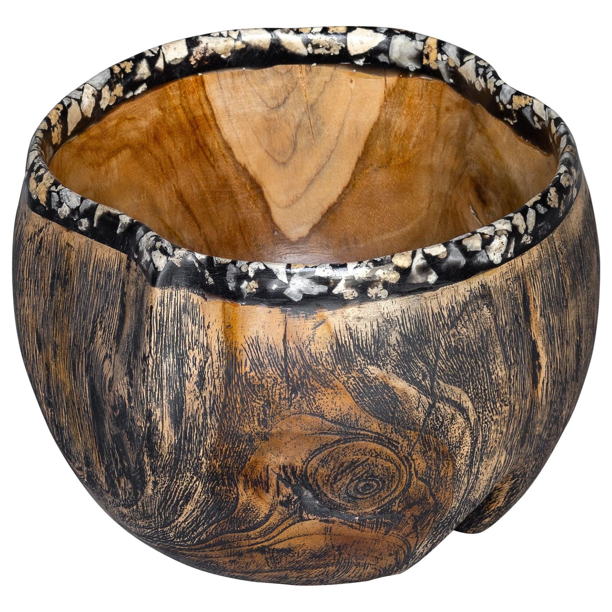 Chikasha Wooden Bowl