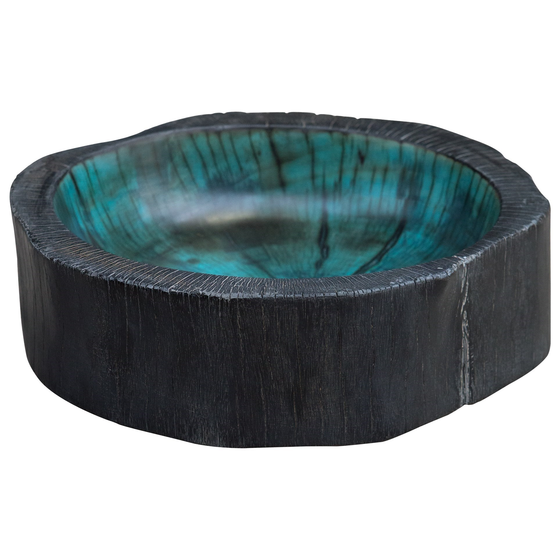 Kona Modern Wood Bowl