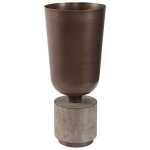 Alijah Bronze Vessel