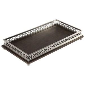 Gualtiero Nickel & Wood Tray