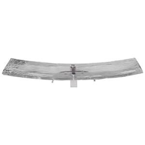 Mika Art Glass Tray