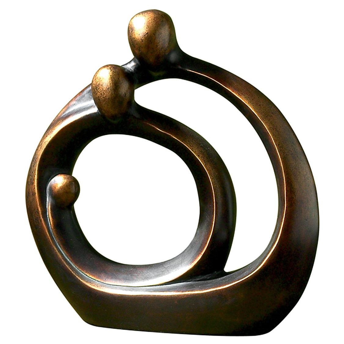 Accessories - Statues and Figurines Family Circles by Uttermost at Mueller Furniture