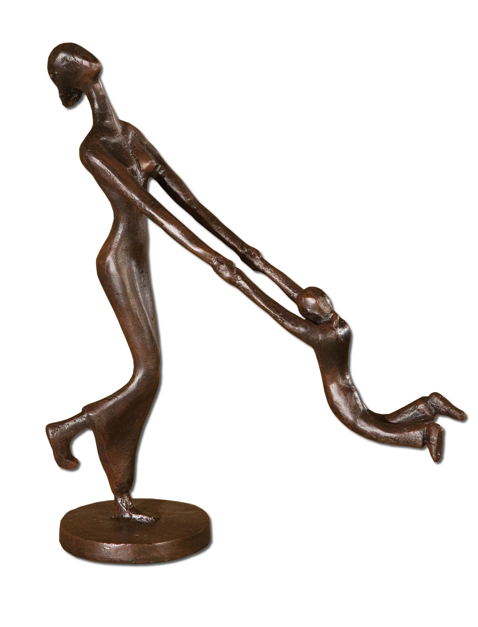 Accessories - Statues and Figurines At Play Sculpture by Uttermost at Suburban Furniture
