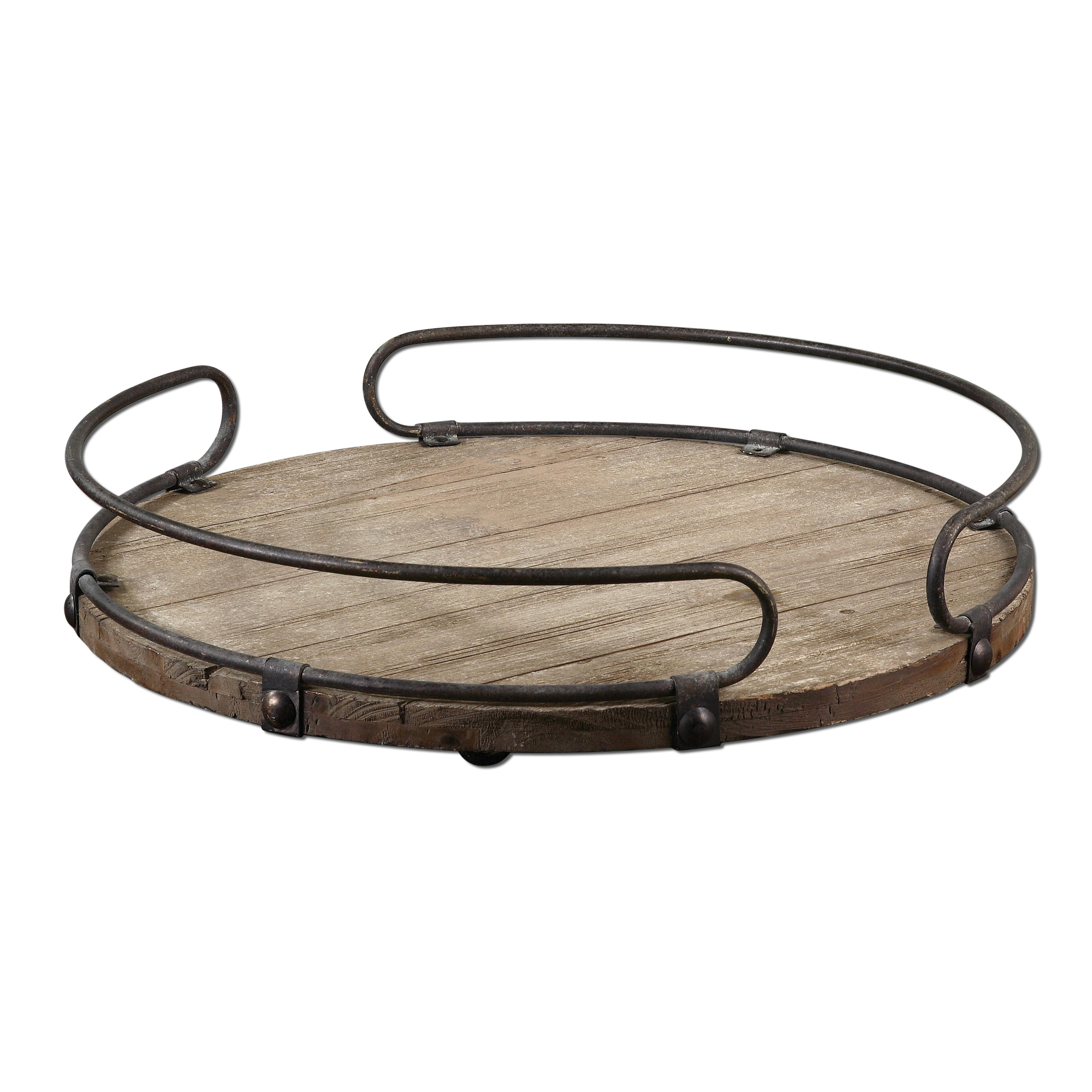 Accessories Acela Tray by Uttermost at Mueller Furniture