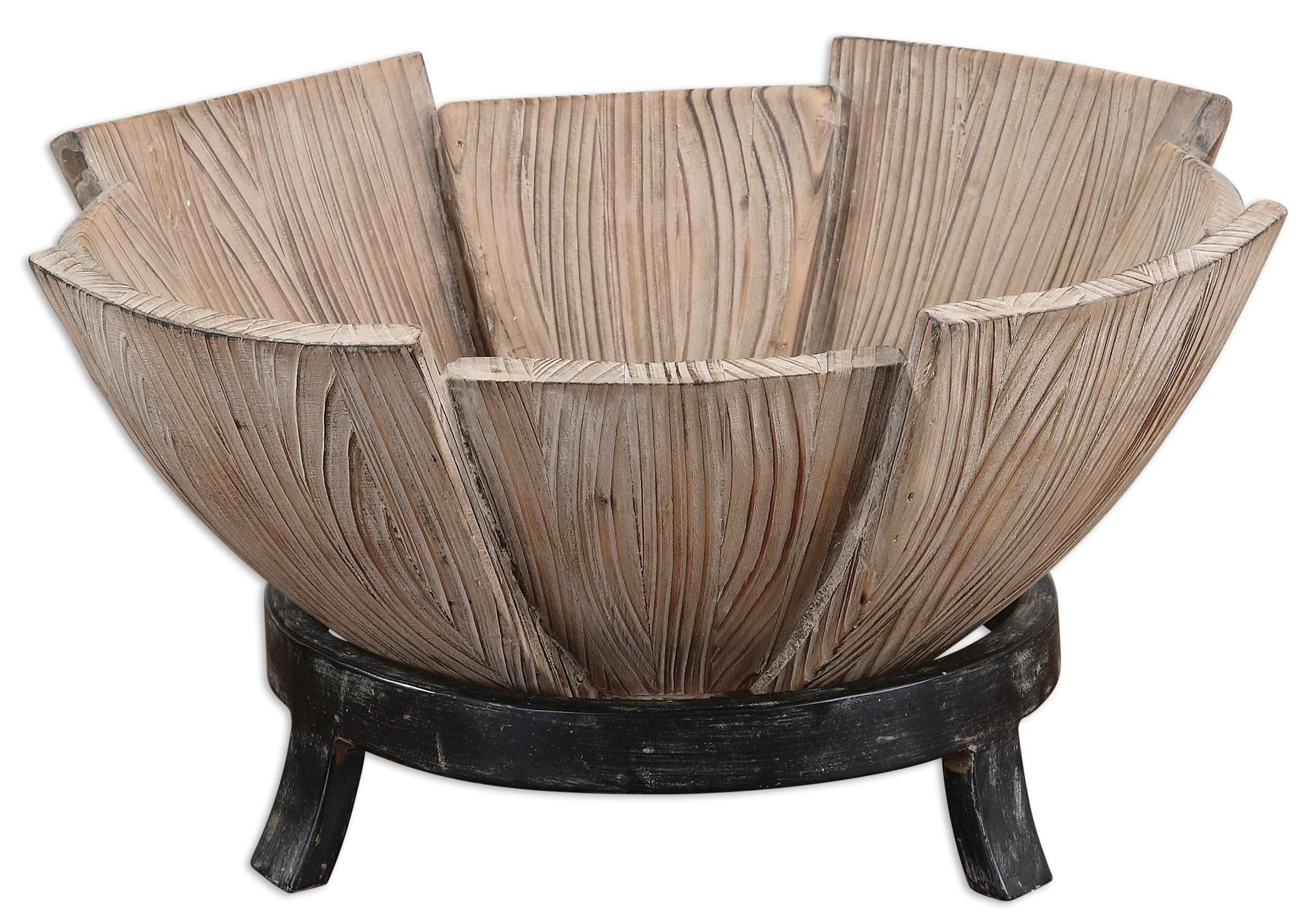 Accessories Daruna Bowl by Uttermost at Upper Room Home Furnishings