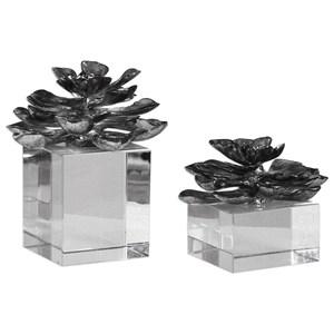 Indian Lotus (Set of 2)
