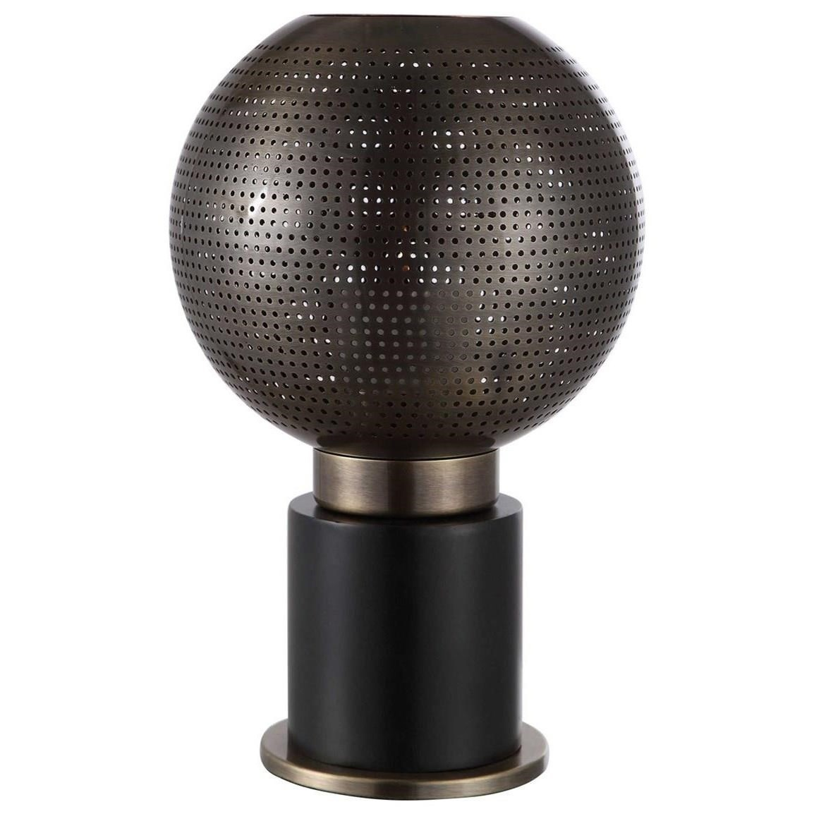 Accessories - Candle Holders Branham Bronze Globe Candleholder by Uttermost at Suburban Furniture