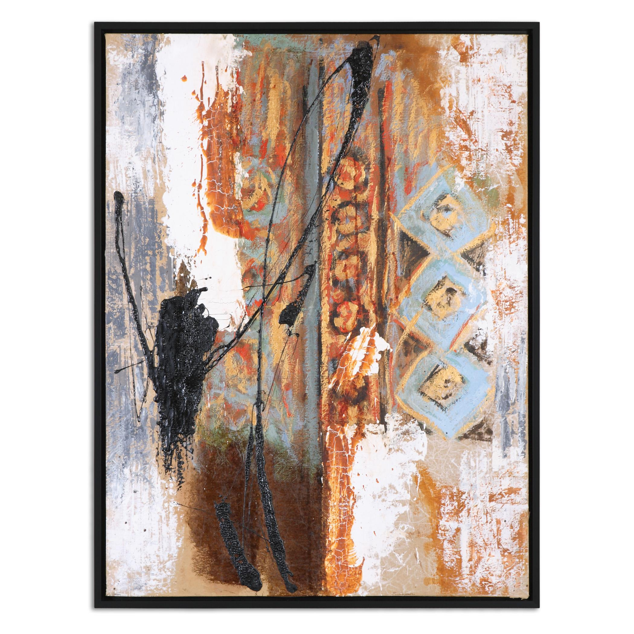 Art Choices Modern Art by Uttermost at Upper Room Home Furnishings