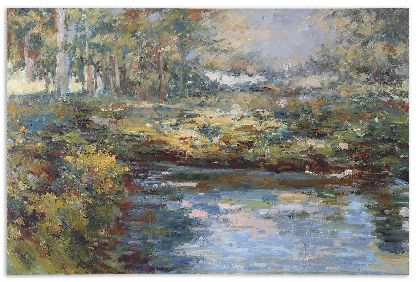 Art Lake James by Uttermost at Mueller Furniture