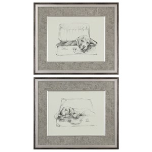 Stowaway Dog Prints