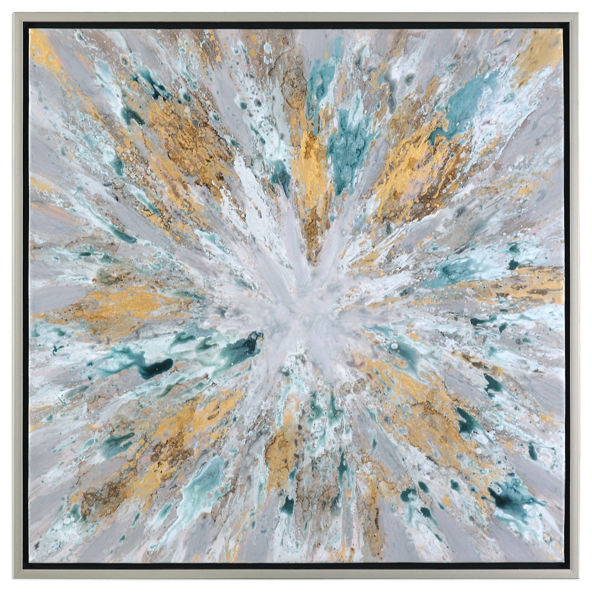 Art Exploding Star by Uttermost at Wayside Furniture