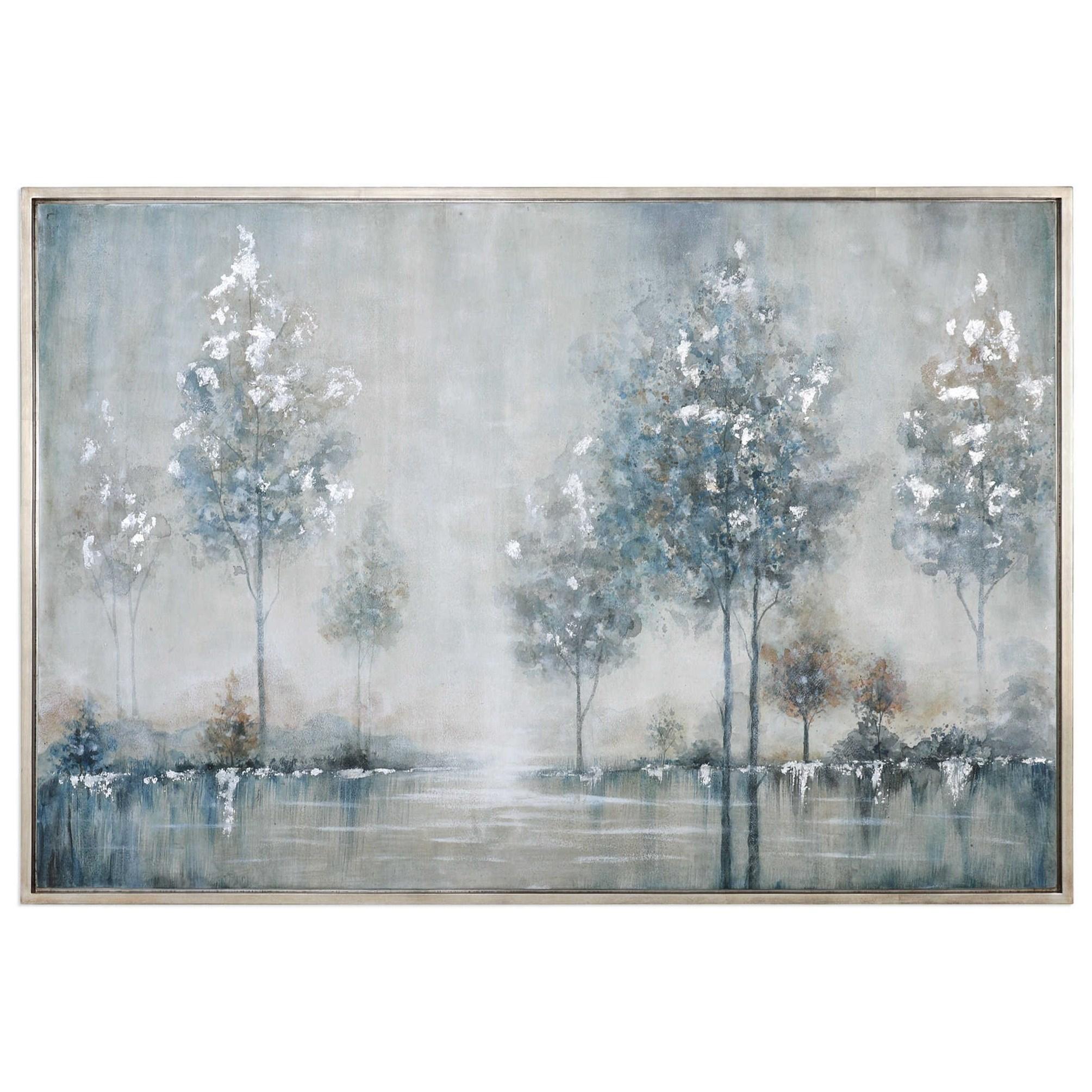 Art Walk In The Meadow Landscape Art by Uttermost at Wayside Furniture