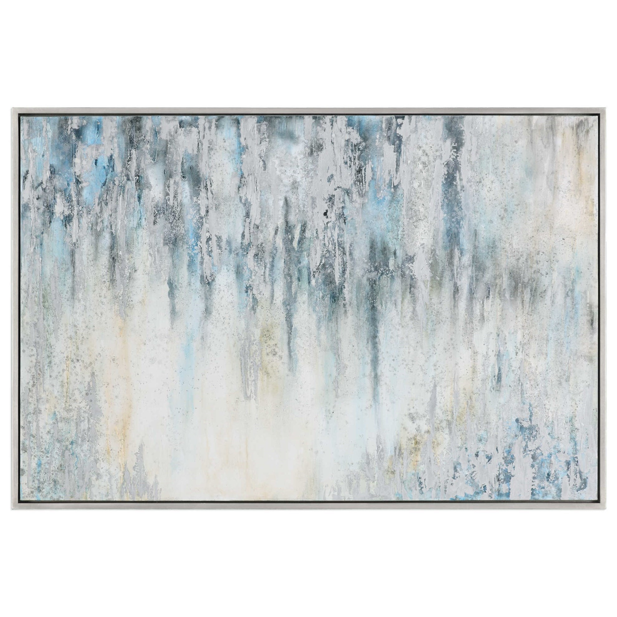 Art Overcast Abstract Art by Uttermost at Michael Alan Furniture & Design