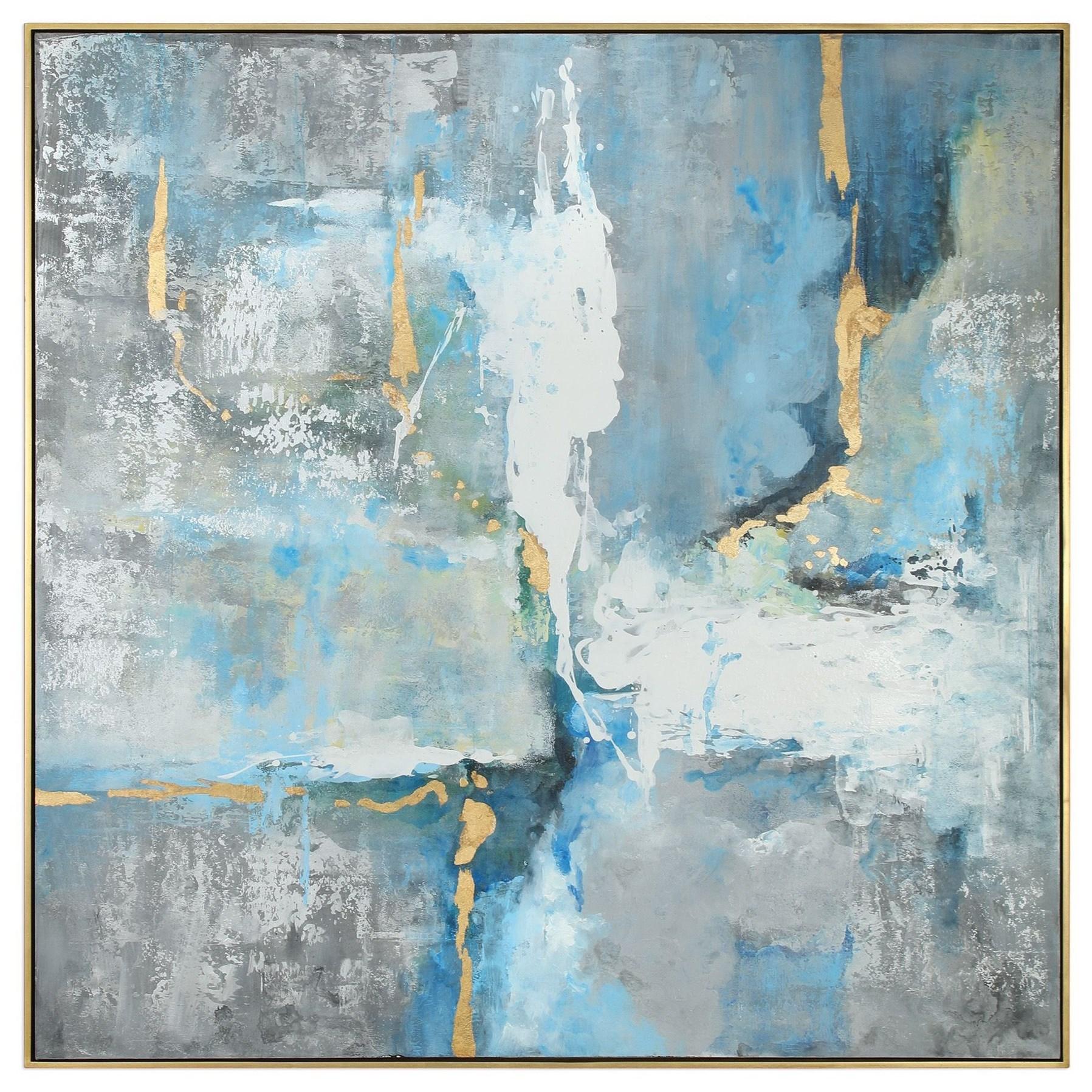 Art Meditation Modern Art by Uttermost at Wayside Furniture