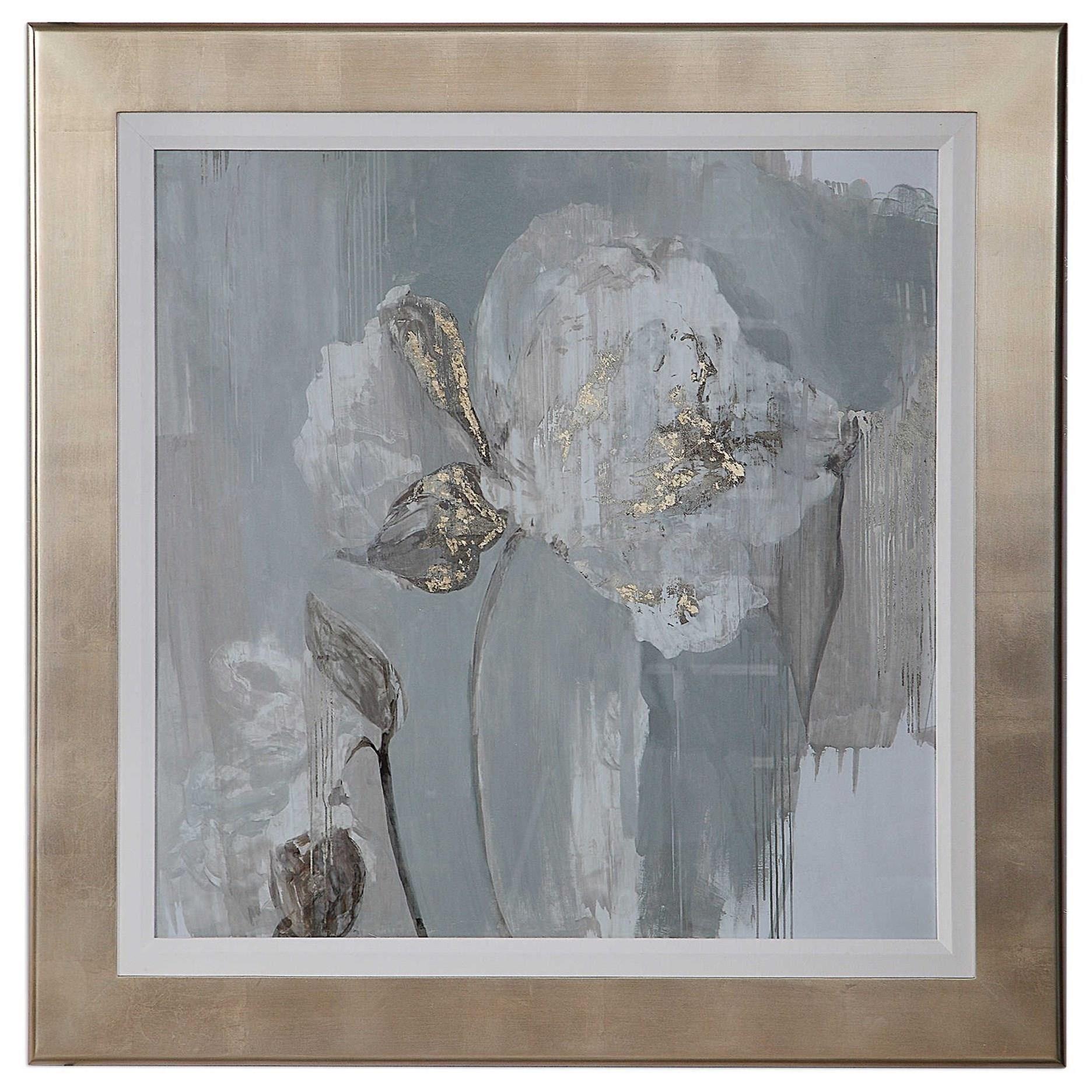Framed Prints Golden Tulip Framed Print by Uttermost at Miller Waldrop Furniture and Decor