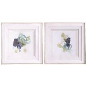 Integral Motion Framed Prints, Set/2