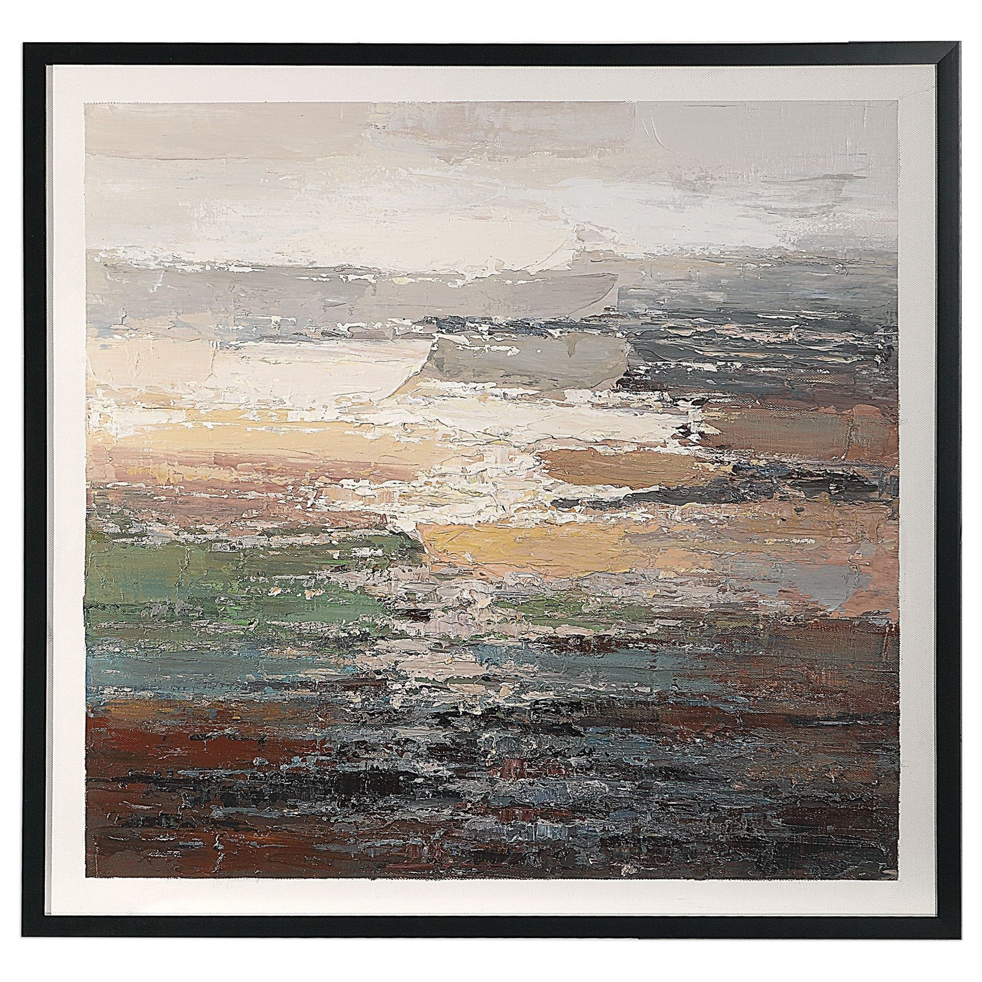 Tides Abstract Art