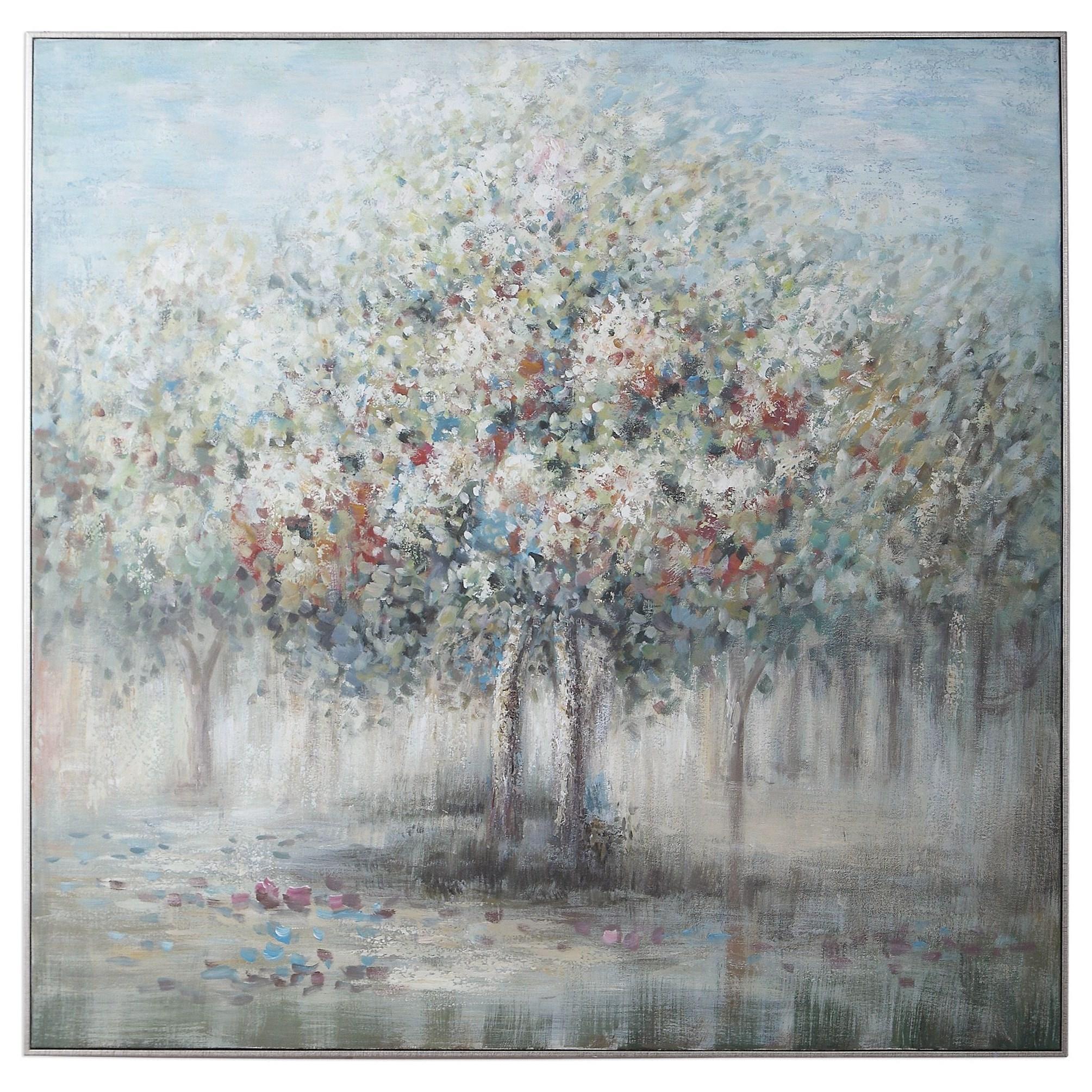Art Fruit Trees Landscape Art by Uttermost at Wayside Furniture