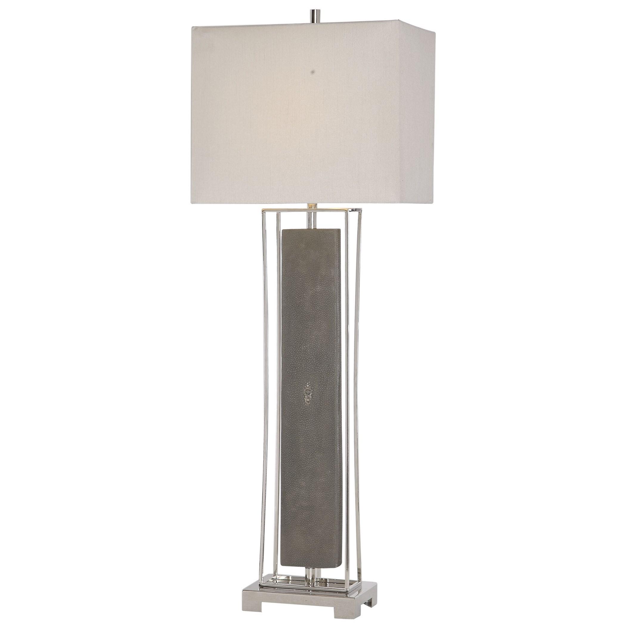 Buffet Lamps Sakana Gray Buffet Lamp by Uttermost at Mueller Furniture