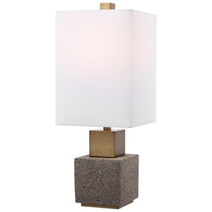 Auckland Granite Buffet Lamp