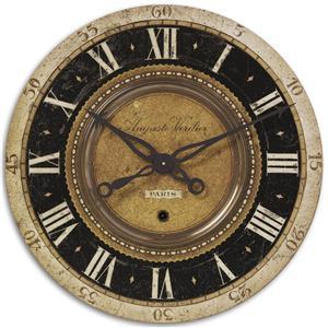 Uttermost Clocks Auguste Verdier Clock