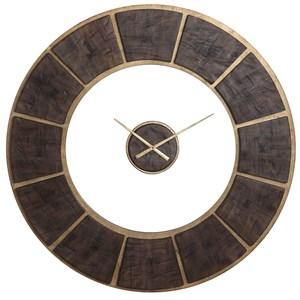 Kerensa Wooden Wall Clock