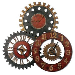 Rusty Movements Clock