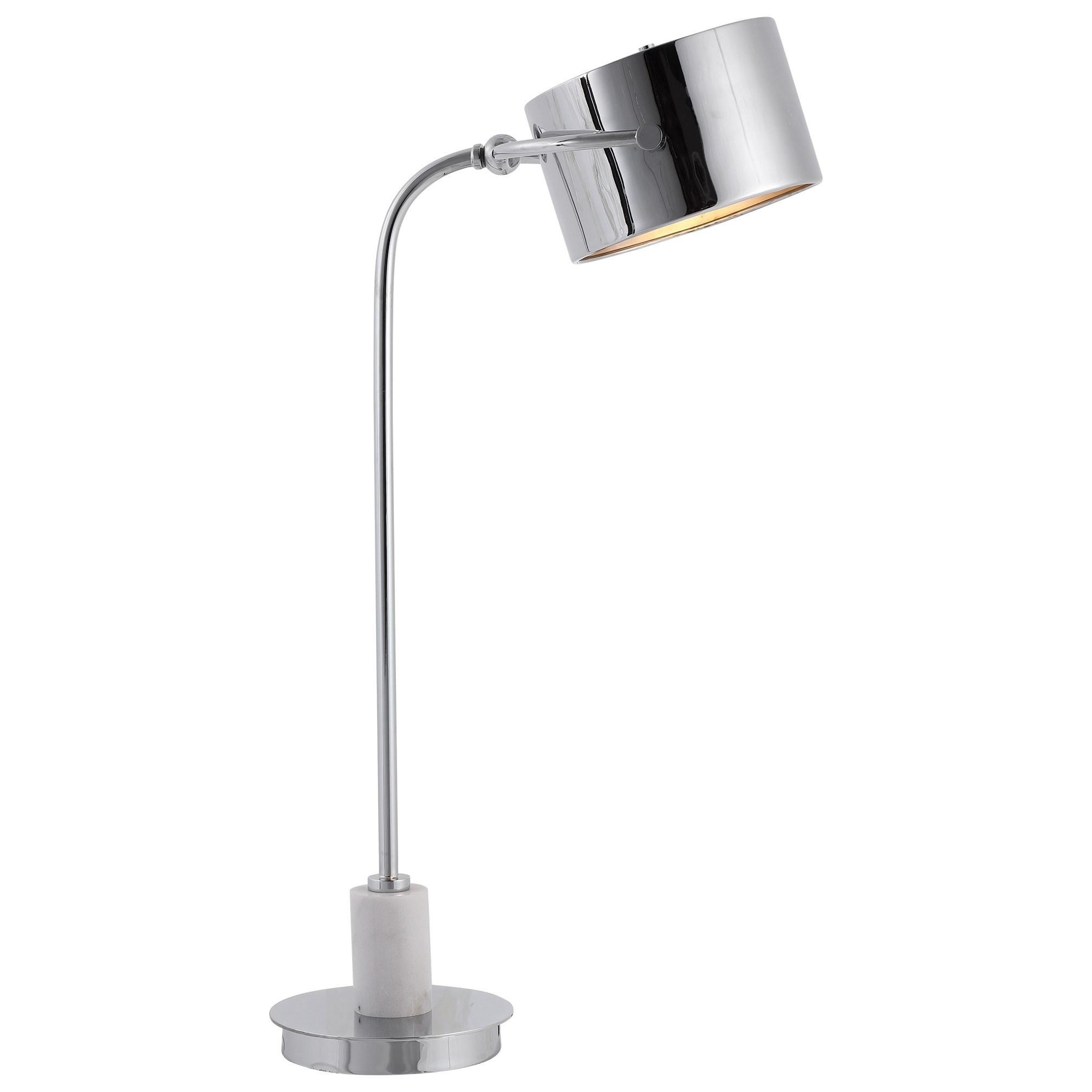Desk Lamps Mendel Contemporary Desk Lamp by Uttermost at Mueller Furniture