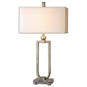 Uttermost Table Lamps Osmund Metal Lamp