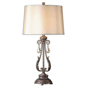 Uttermost Lamps Cassia Oil Rubbed Bronze Table Lamp