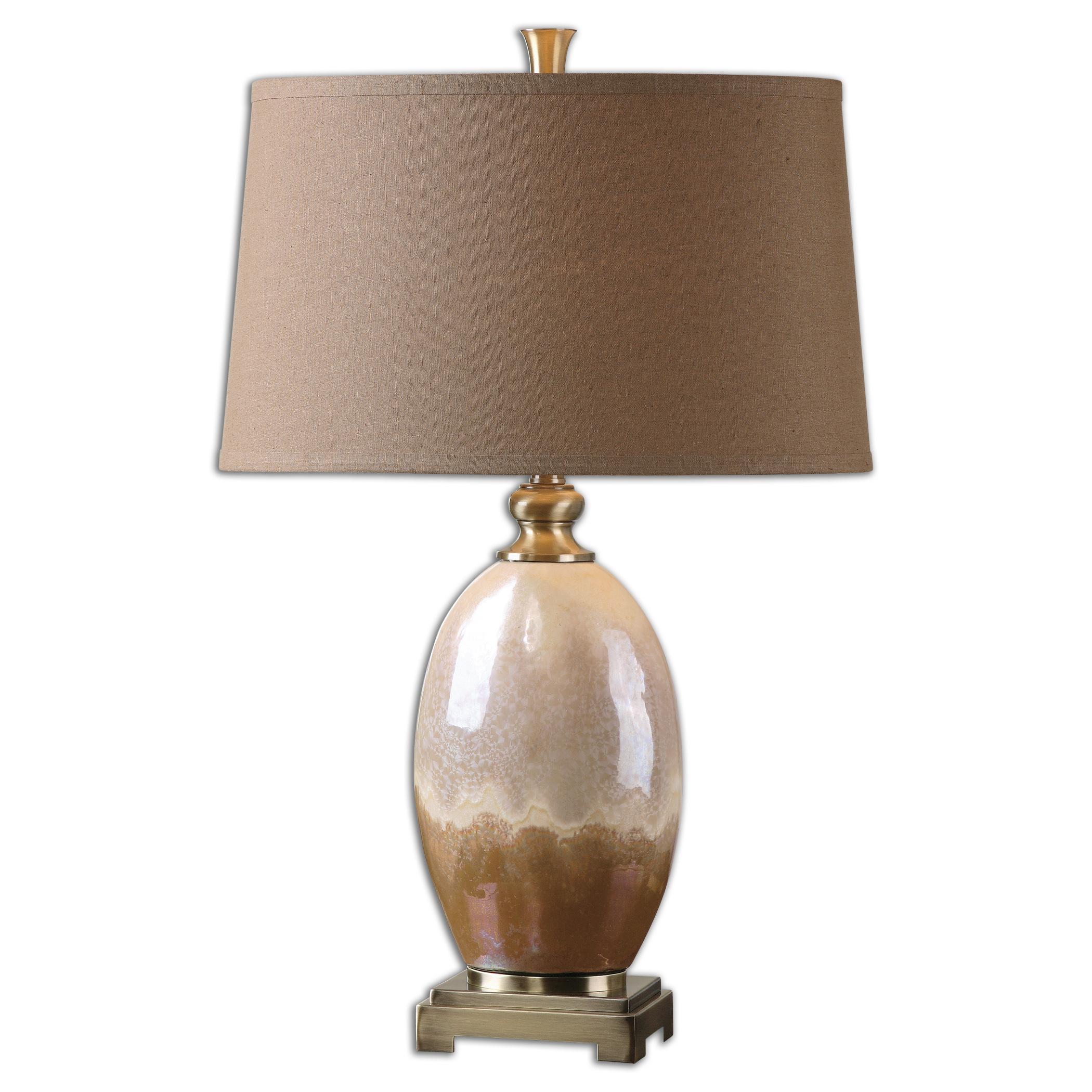Table Lamps Eadric Ceramic Table Lamp at Ruby Gordon Home