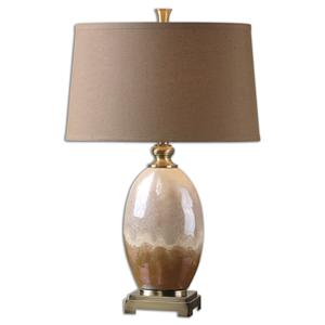 Uttermost Table Lamps Eadric Ceramic Table Lamp