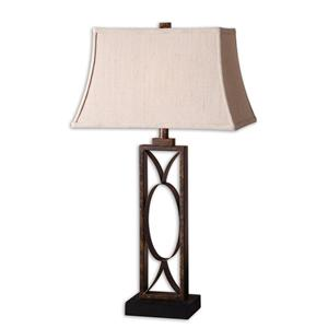 Uttermost Table Lamps Manicopa