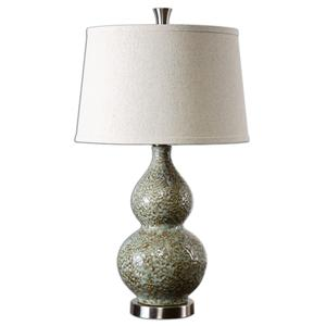Uttermost Table Lamps Hatton Ceramic Lamp