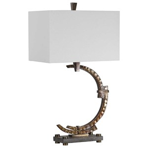 Atria Bronze Table Lamp